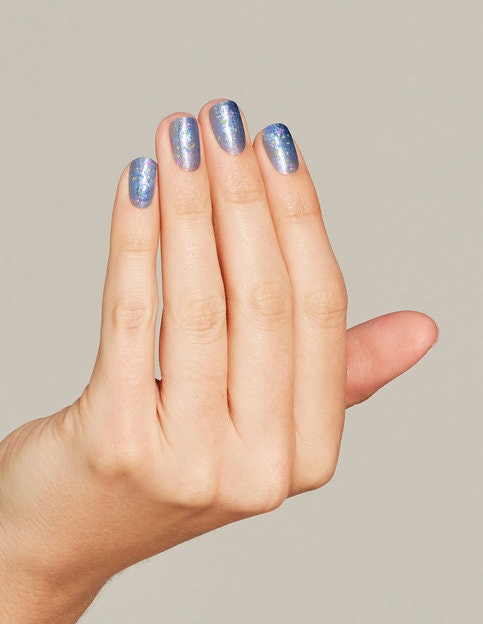 Bling It On! shade from OPI's new Shine Bright nail polish collection