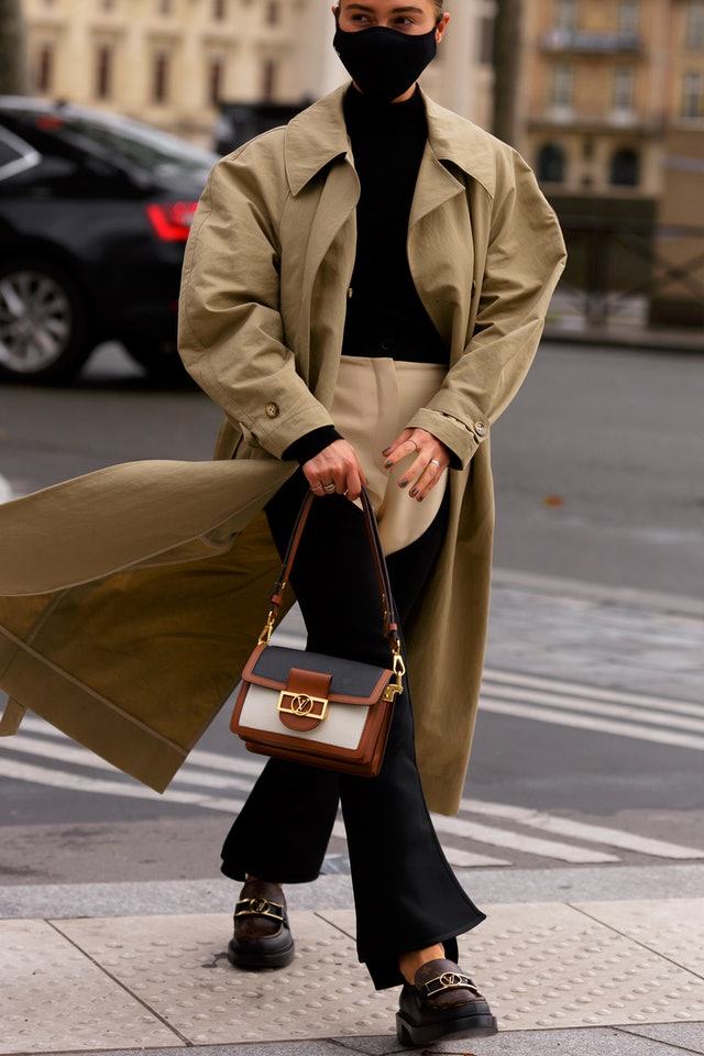 Street style bag