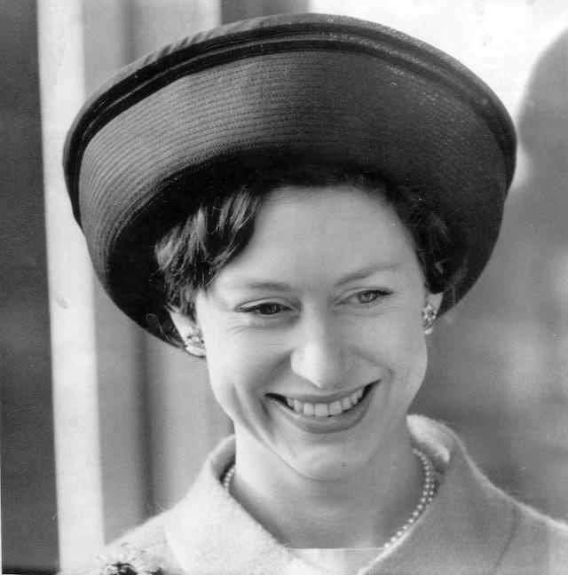 Princess Margaret's Eye Makeup In 1965