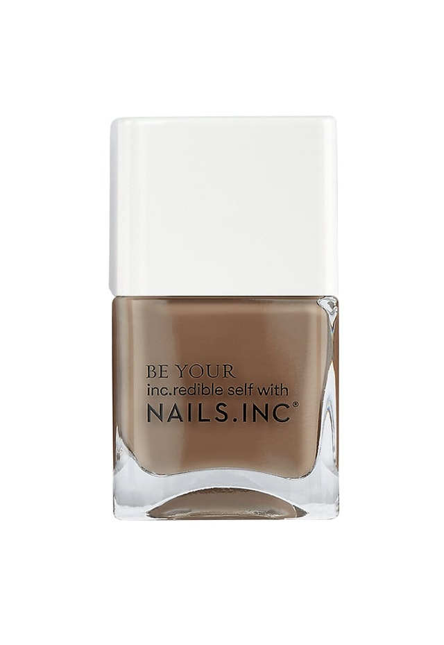 Nails.INC's New Keep It Tonal Nail Polish Collection Beech Gardens