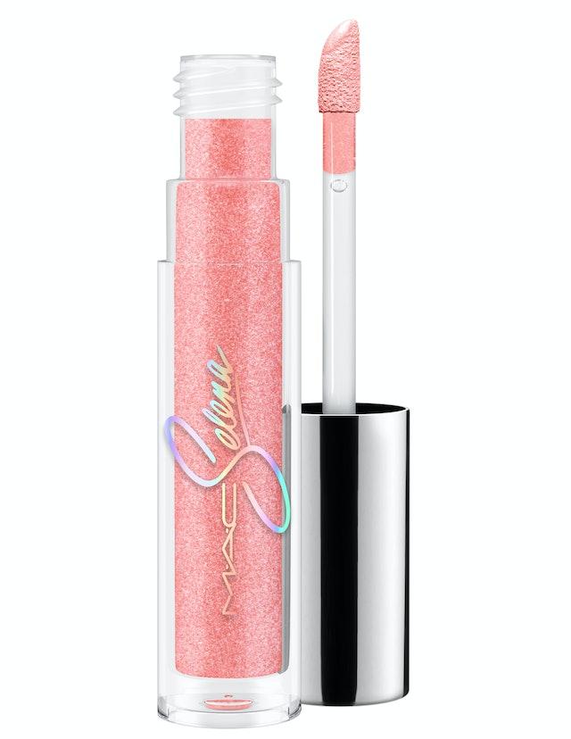 Bidi Bidi Bom Bom Lipglass lip gloss from MAC Cosmetics' Selena La Reina collection.