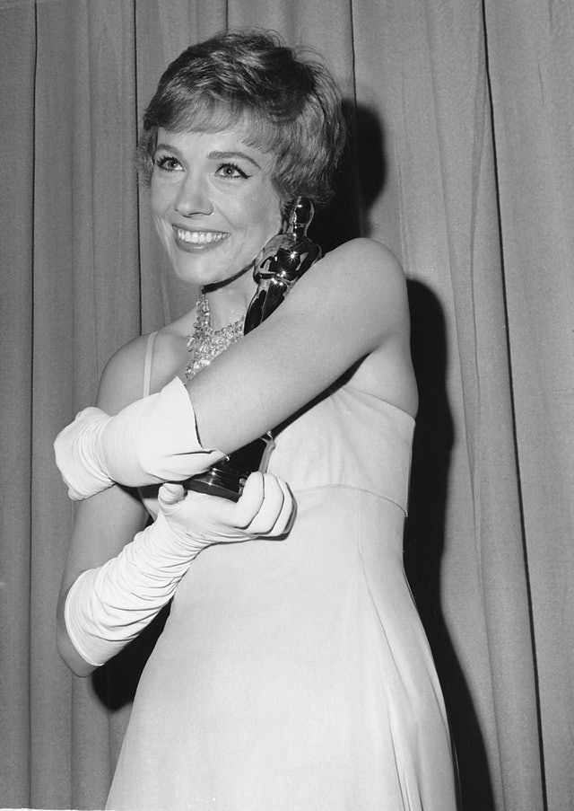 The best Oscars beauty looks inspired by Julie Andrews.