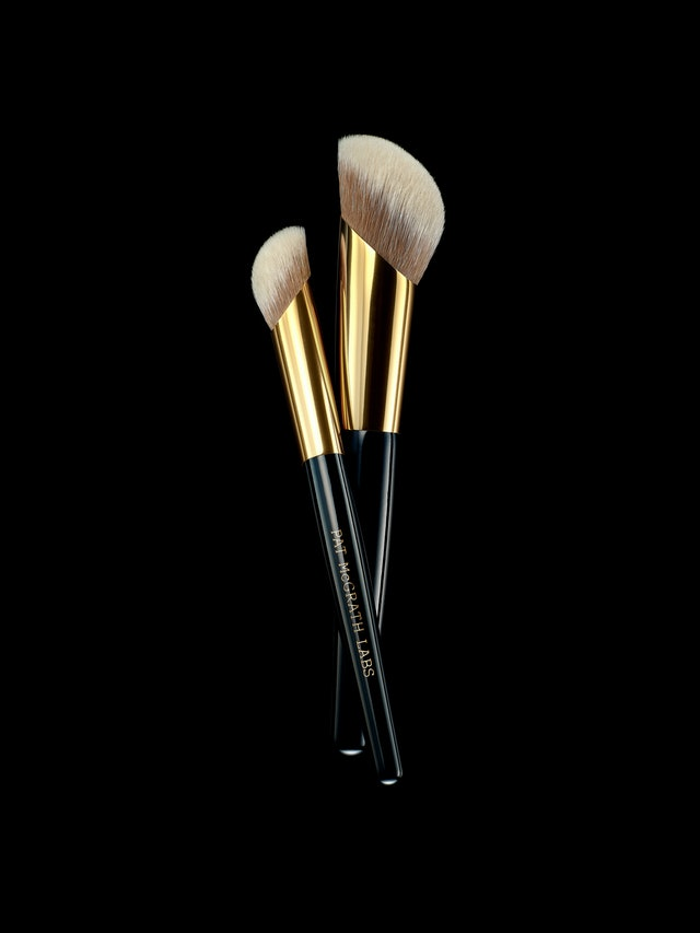 Brush from Pat McGrath Labs' Sublime Perfection Concealer System.