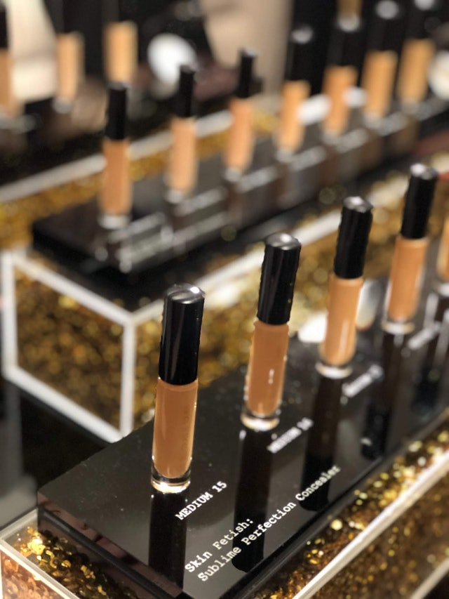 Concealer from Pat McGrath Labs' Sublime Perfection Concealer System.