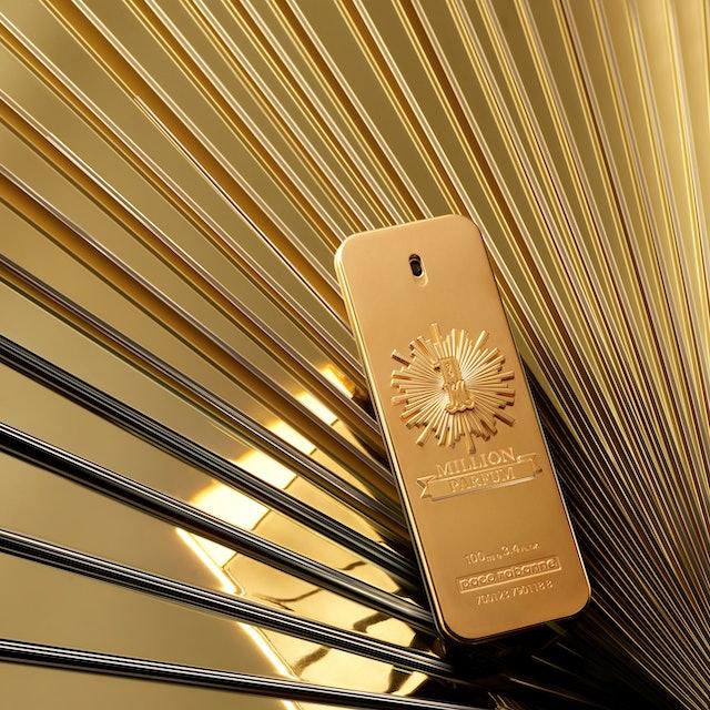 Paco Rabanne's new 1 Million Parfum is a reimagined version of the beloved original