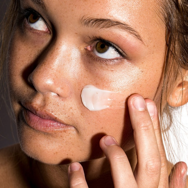 Calming face masks you can use at home.