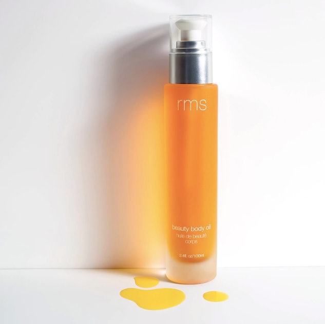 RMS Beauty's new Beauty Body Oil is the body version of the brand's beloved face oil