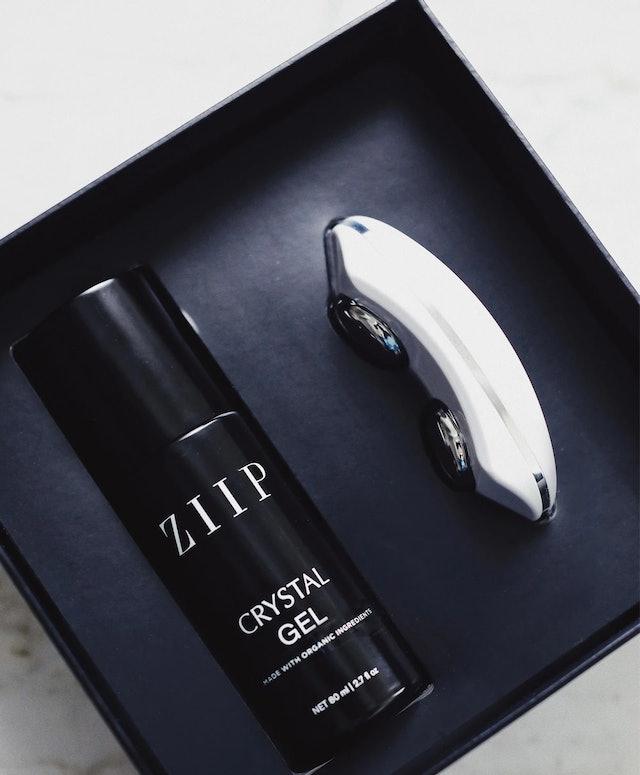 Inside the new ZIIP OX + Crystal Gel Kit.