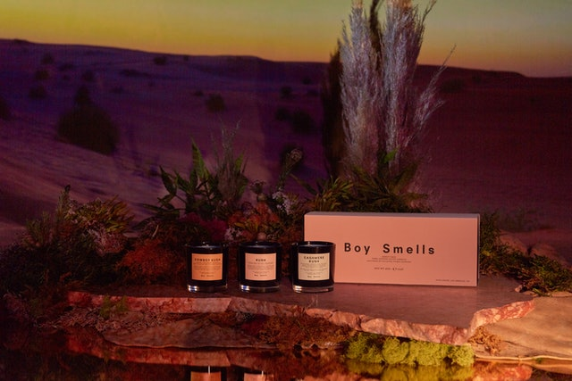 Boy Smells new 420 candle collection