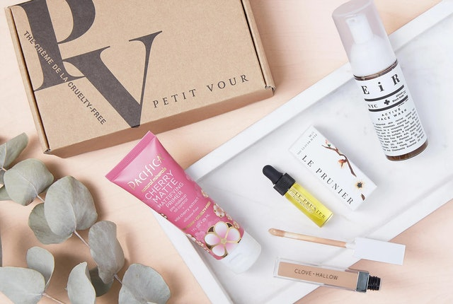 The best beauty subscription boxes for cruelty-free and vegan products.