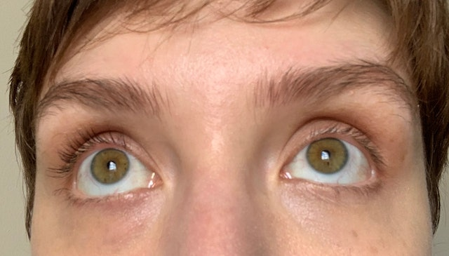 Gucci Beauty Mascara L'Obscur review: before and after.