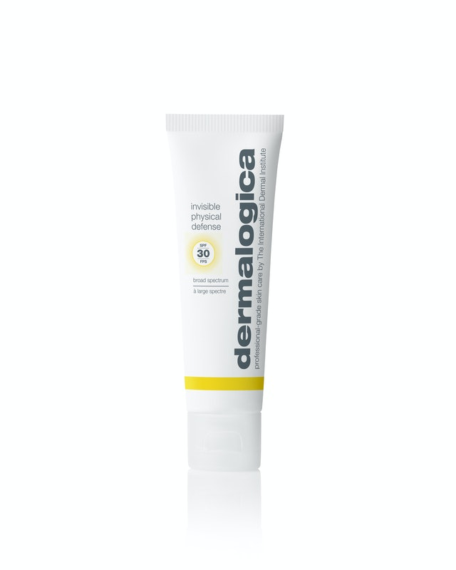 Dermalogica's new Invisible Physical Defense SPF30 in packaging.