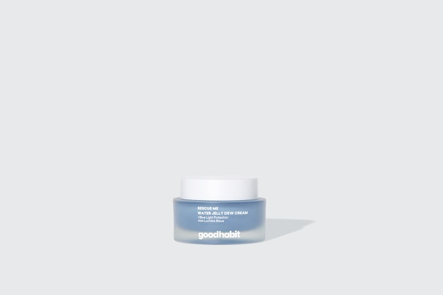 New beauty brand Goodhabit tackles blue light exposure on skin with rescue me water jelly dew cream