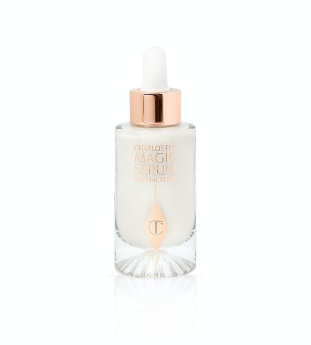 Charlotte Tilbury's Magic Serum Crystal Elixir in bottle.