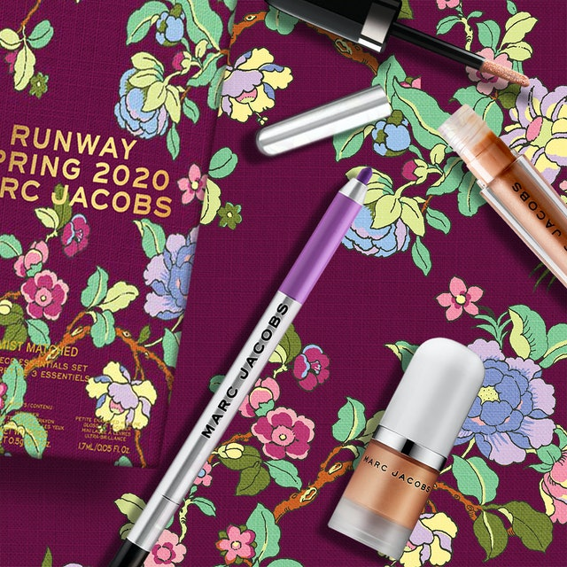 Marc Jacob Beauty's new Spring 2020 Fashion Collection includes two limited-edition capsule kits