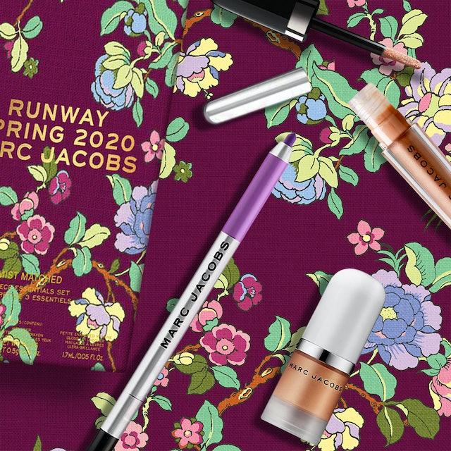 La nouvelle collection de mode printemps 2020 de Marc Jacob Beauty comprend deux kits de capsules en édition limitée