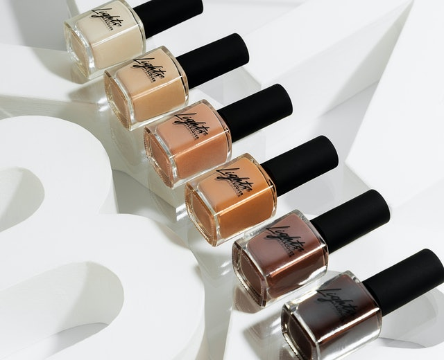 All six shades from Lights Lacquer's new YNBB collection.