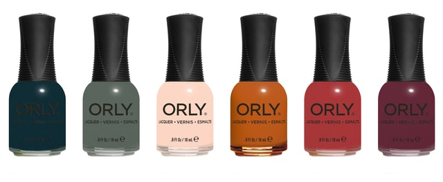 ORLY's Desert Muse collection is full of moody fall shades