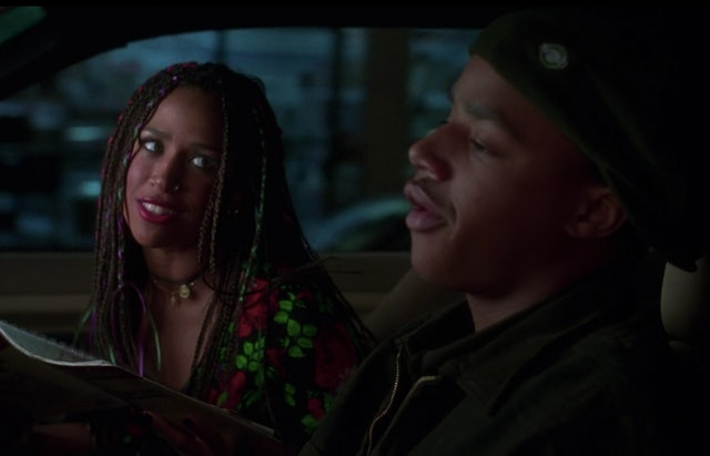 Dionne's ribbon braids were an iconic beauty moment in the movie Clueless