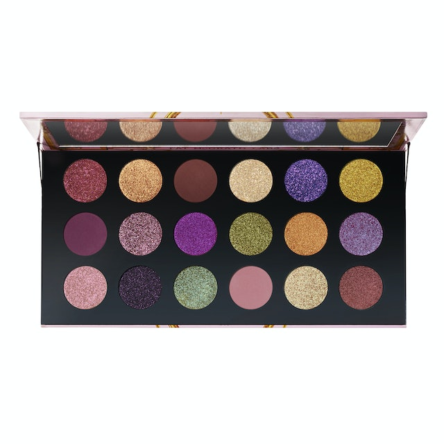 Pat McGrath Labs' Celestial Divinity collection includes this palette, one of its largest ever