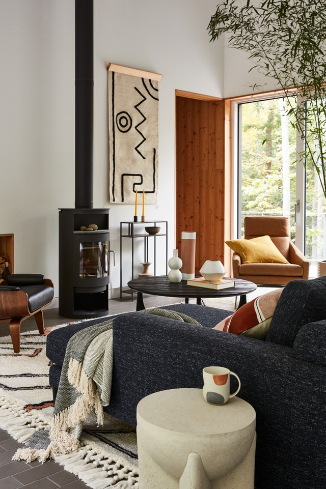 West Elm's spring 2021 collection makes the case for a comfortable space