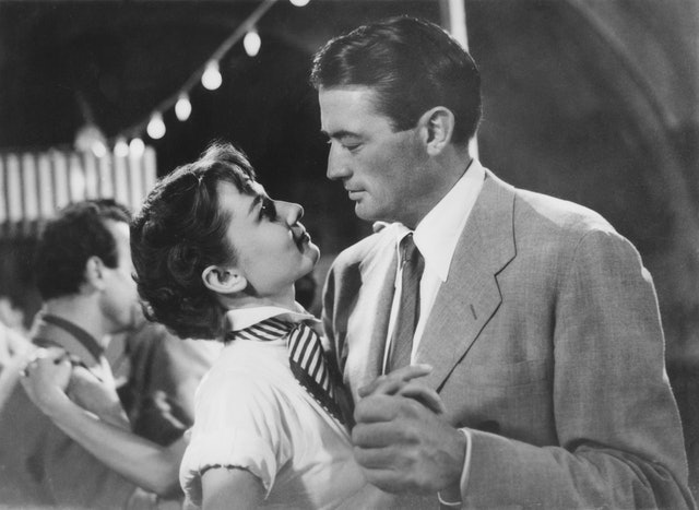 Watch Roman Holiday for a Valentine's Day movie this year