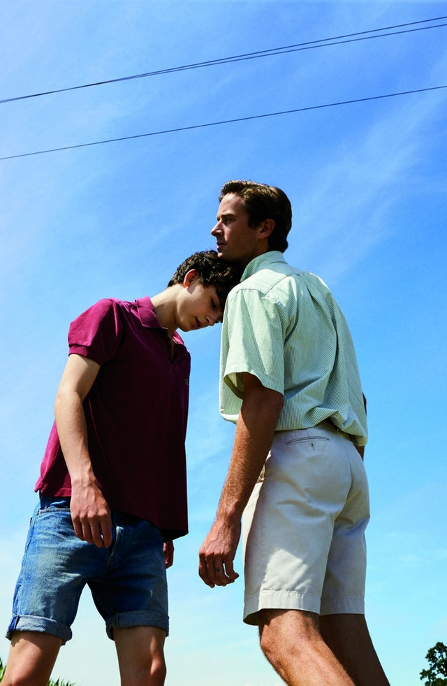 Try Call Me By Your Name for a Valentine's Day movie