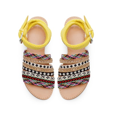 4fe5e1476dbc Flat sandals are synonymous with spring-and-summer style. If you re eager  to incorporate a new pair into your accessory arsenal
