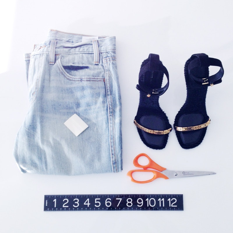206f14c1f74 DIY Denim  Bring New Life To Your Old Jeans