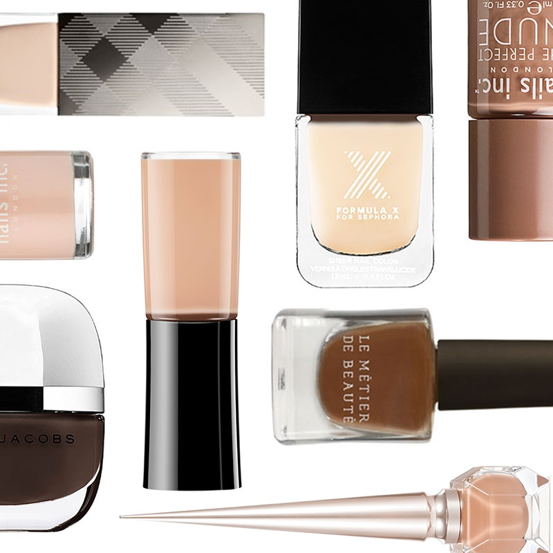 Find The Perfect Nude Nail Polish For Your Skin Tone