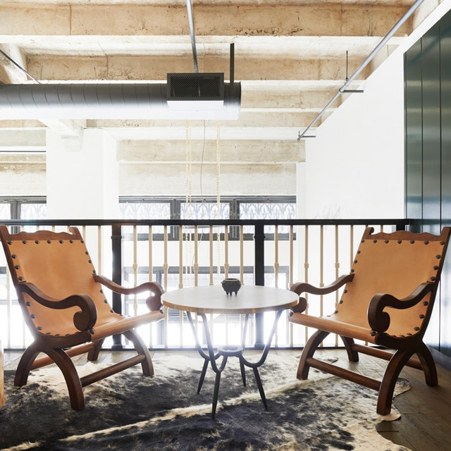 Crave Worthy Missoni Paulistano Armchair: Get A Room: The Ace Hotel In Los Angeles