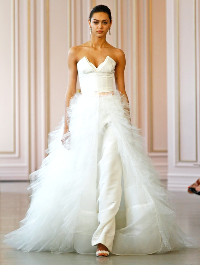 The 10 Best Looks From Bridal Fashion Week