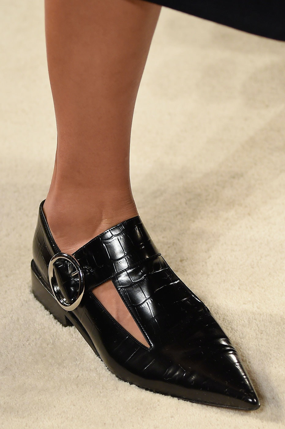 a81adf1f101a The Best Shoe Trends From New York Fashion Week