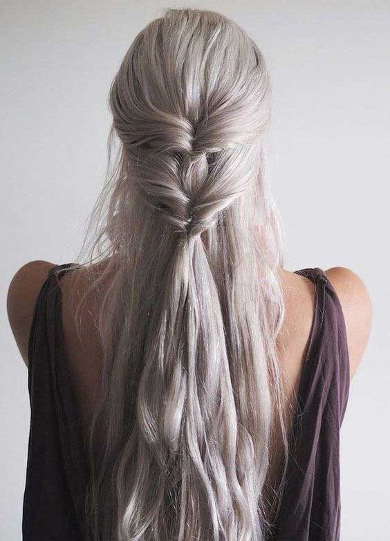 Lazy Girl Hairstyles To Copy From Pinterest
