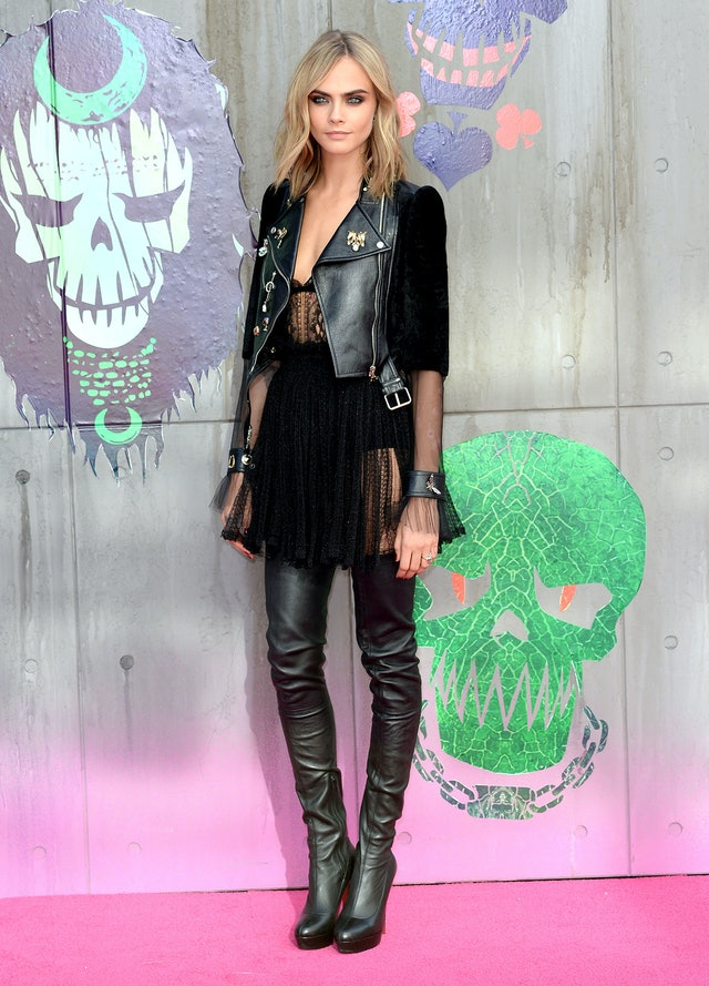 The Statement Making Looks You Missed From Suicide Squad S