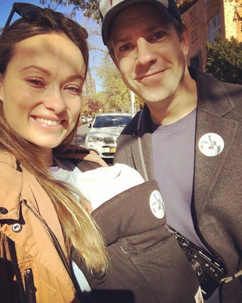 See The Celebrities Casting Their Votes On Election Day