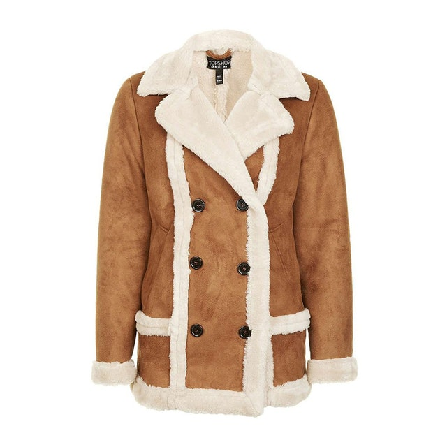 The Best Shearling Pieces You Need To Survive Winter