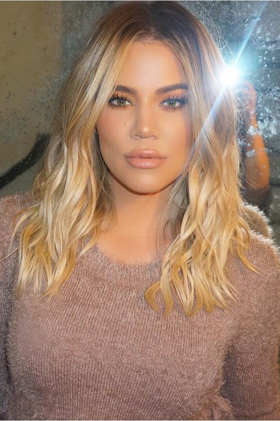Khloe Kardashian Debuted A Super Short Bob