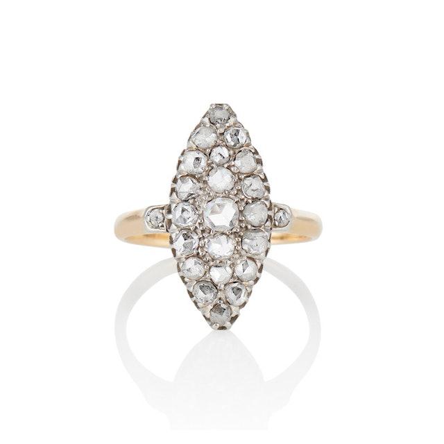 Zoe Report Engagement Rings