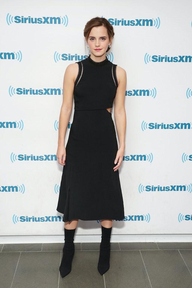 Emma Watson Is Continuing To Dress Like A Disney Princess