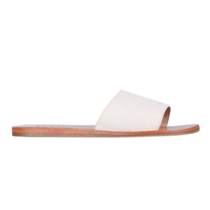 These Flat Sandals Are Perfect For Busy Girls