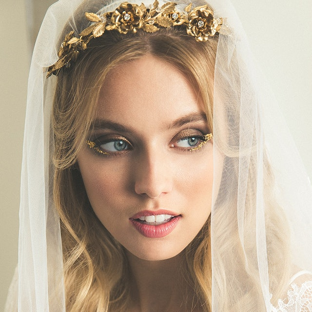 Modern Wedding Hairstyles For The Cool Contemporary Bride: Unexpected—And Totally Wearable—Beauty Looks For Modern Brides
