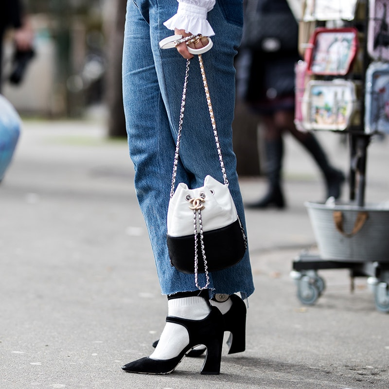 05121cbd91ea The One Chanel Bag Every Street-Style Star Is Wearing