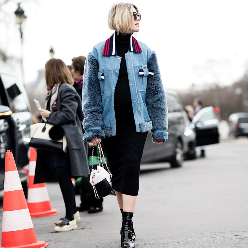 b23bcdec0fd7 The One Chanel Bag Every Street-Style Star Is Wearing