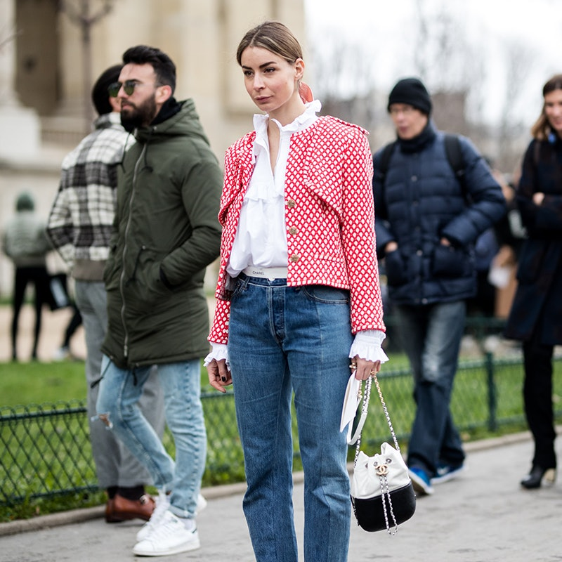 The One Chanel Bag Every Street Style Star Is Wearing