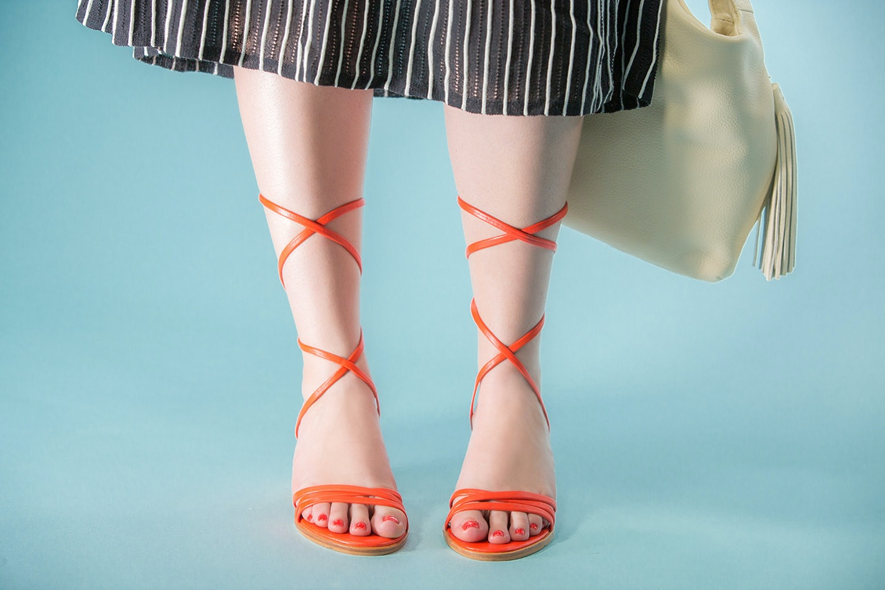 Best Colors The Sandals Your With Wear Nail Polish To OwvNm8n0