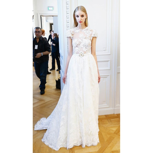 The Unexpected Bridal Gown Trend That\'s Going To Be Huge