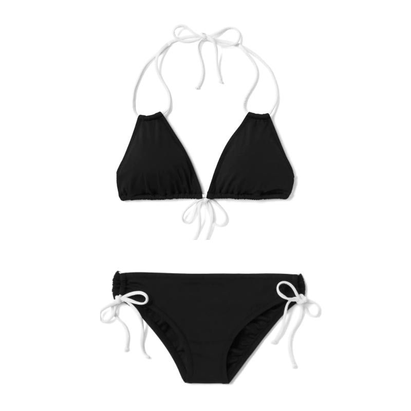 910e543c9f The Best Black Bikinis To Wear This Summer