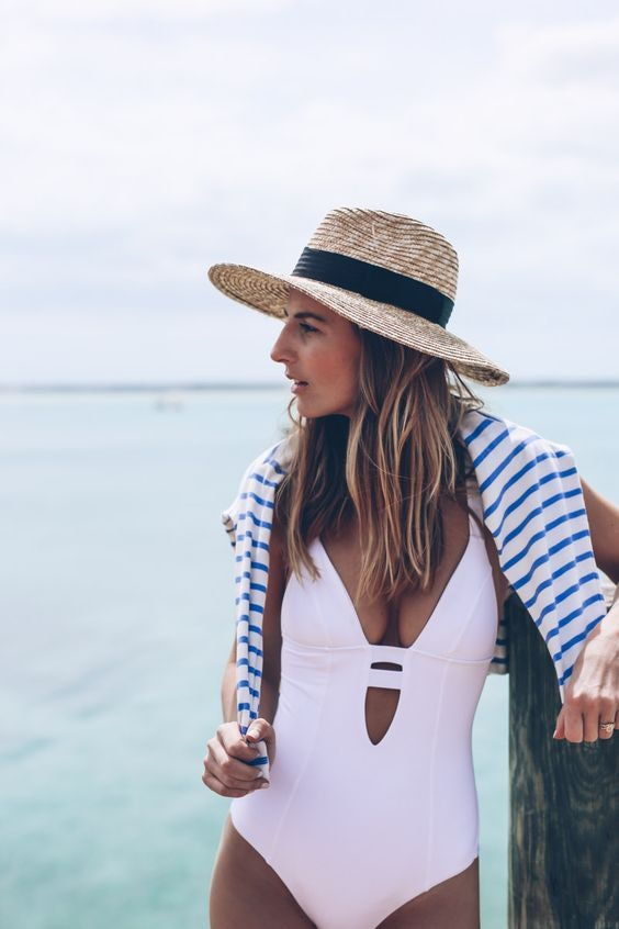 The One-Piece Swimsuit You Need This Summer, According To Pinterest-1444
