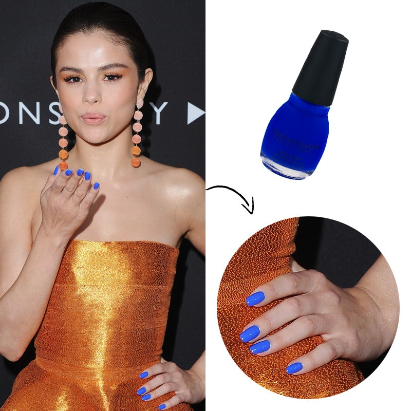 50 Celebrity Nail Art Designs for Any Occasion | Hairstyles, Nail ...